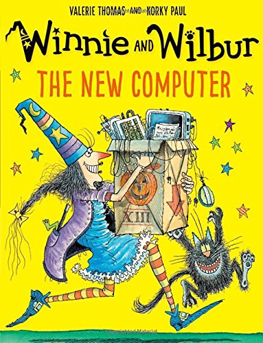 9780192748263: Winnie and Wilbur: The New Computer