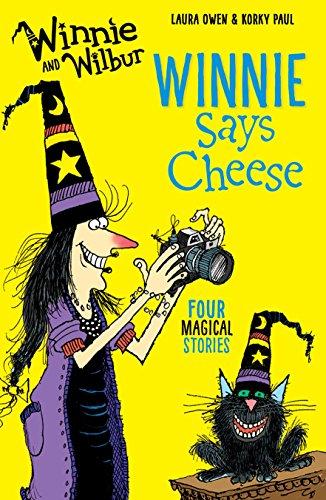 9780192748331: Winnie and Wilbur: Winnie Says Cheese