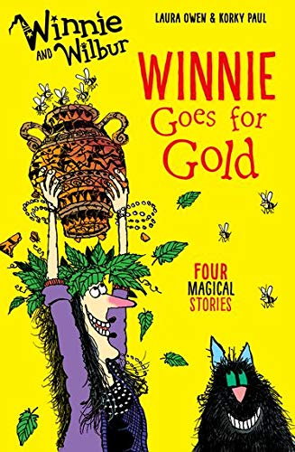 9780192748423: Winnie and Wilbur: Winnie Goes for Gold