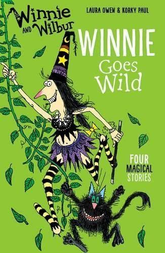 9780192748447: Winnie and Wilbur: Winnie Goes Wild