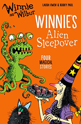9780192748492: Winnie and Wilbur: Winnie's Alien Sleepover
