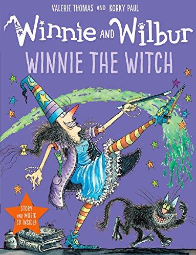 9780192749055: Winnie and Wilbur: Winnie the Witch with audio CD