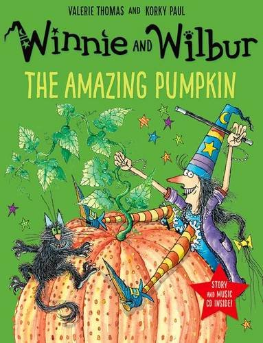 9780192749079: Winnie and Wilbur: The Amazing Pumpkin with audio CD