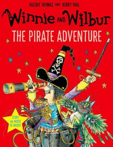 9780192749147: Winnie and Wilbur: The Pirate Adventure with audio CD