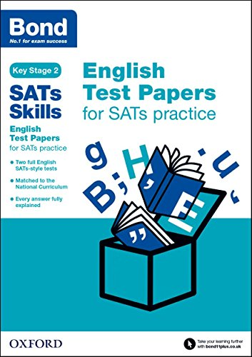 9780192749666: Bond SATs Skills: English Test Papers for SATs practice