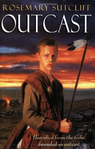9780192750402: Outcast (Oxford children's modern classics)
