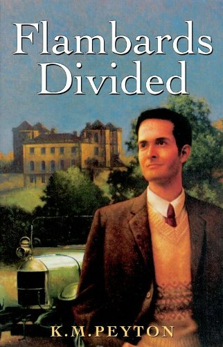 9780192750556: Flambards Divided