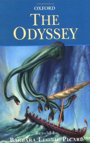 9780192750754: The Odyssey (Oxford Myths & Legends)