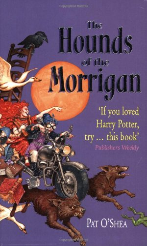 9780192752819: The Hounds of the Morrigan