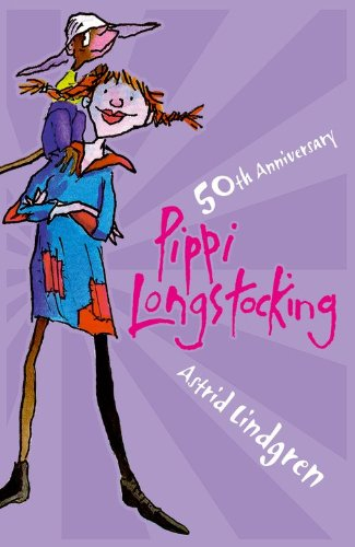 Pippi Longstocking 50th Anniversary edition: Lindgren, Astrid
