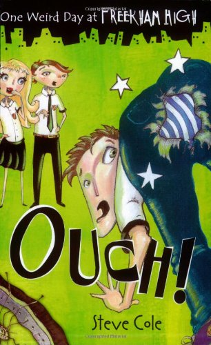 9780192754264: Ouch!: One Weird Day at Freekham High 3