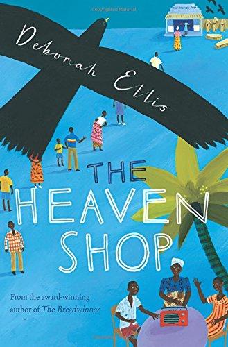 9780192754356: The Heaven Shop