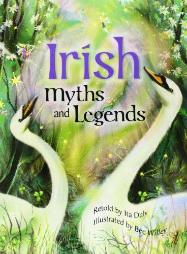 Irish Myths & Legends: Daly, Ita
