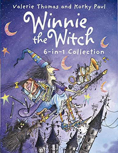 9780192755049: Winnie the Witch 6 In 1 Collection