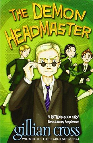 The Demon Headmaster: Cross, Gillian