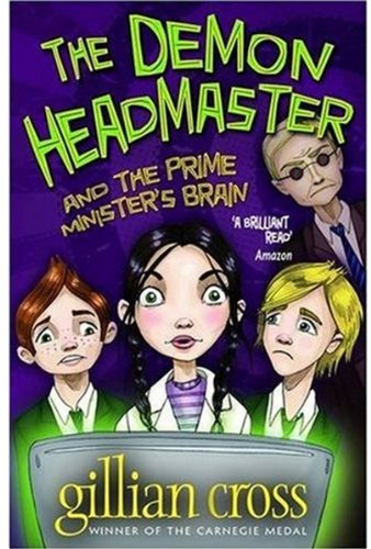 9780192755834: The Demon Headmaster and the Prime Minister's Brain