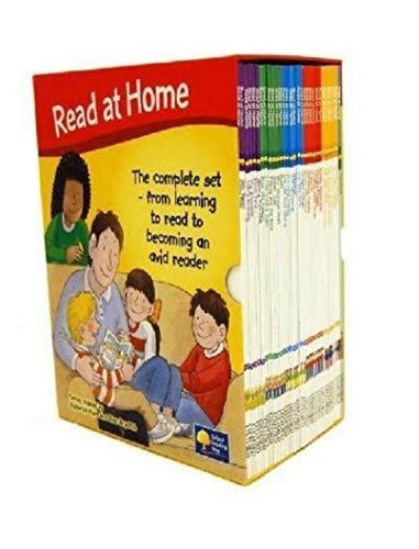 9780192756145: Oxford Reading Tree: Read at Home Complete Collection, 31 book set