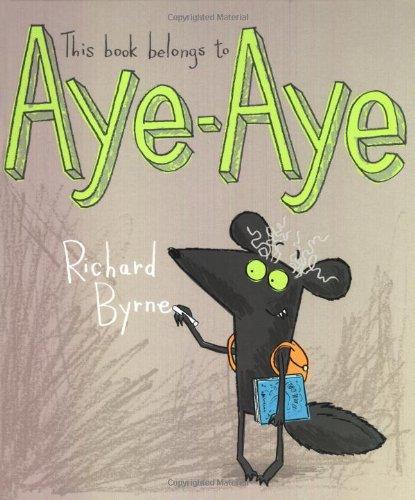 9780192756190: This Book Belongs to Aye-Aye