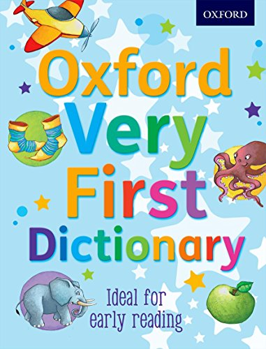 9780192756824: Oxford Very First Dictionary 2012