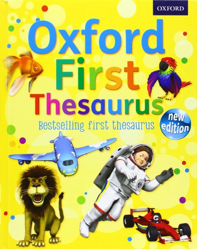 9780192756831: Oxford First Thesaurus