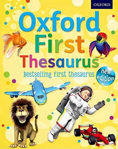 9780192756848: Oxford First Thesaurus