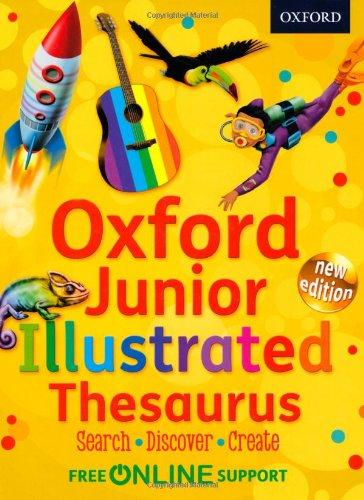 9780192756855: Oxford Junior Illustrated Thesaurus