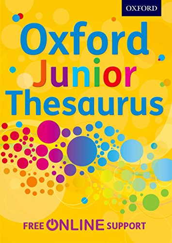 9780192756886: Oxford Junior Thesaurus