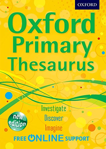 9780192756893: Oxford Primary Thesaurus 2012