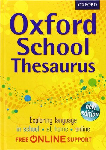 9780192756909: Oxford School Thesaurus