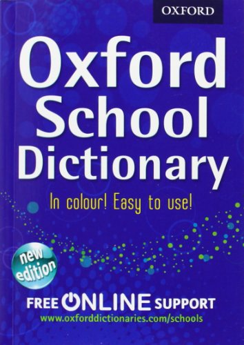 9780192756930: Oxford School Dictionary.