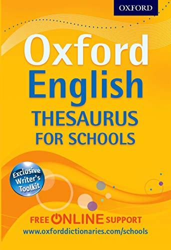 9780192757012: Oxford English Thesaurus for Schools