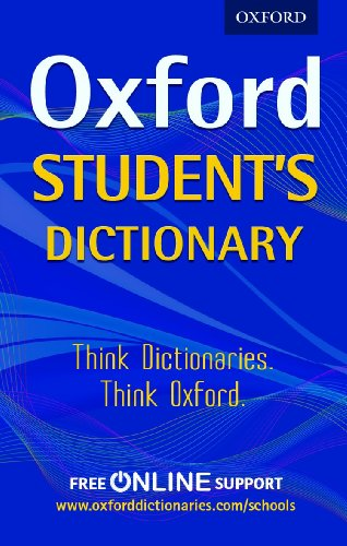 9780192757029: Oxford Student's Dictionary