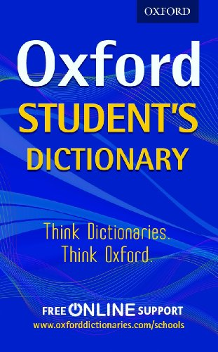 9780192757036: Oxford Student's Dictionary.