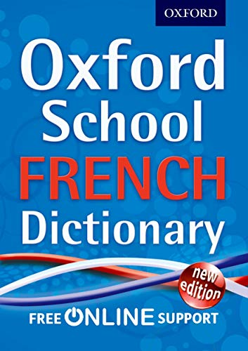 9780192757050: Oxford School French Dictionary