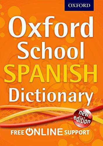 9780192757067: Oxford School Spanish Dictionary