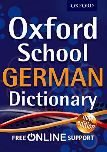 9780192757074: Oxford School German Dictionary