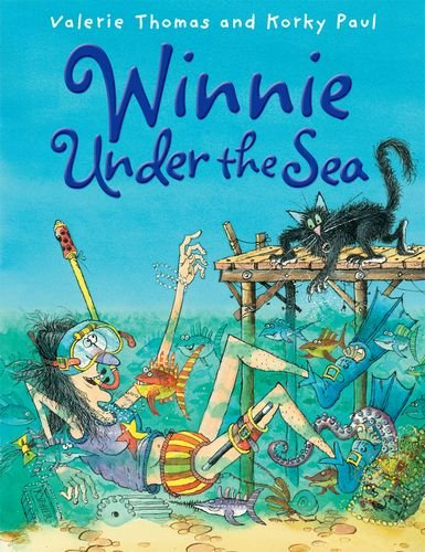 9780192757470: Winnie Under the Sea (Winnie the Witch)