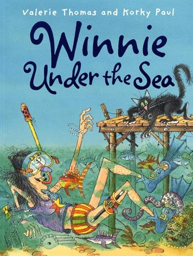 9780192757487: Winnie Under the Sea