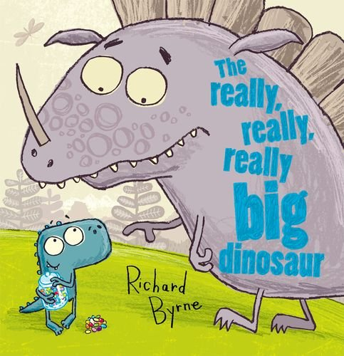 9780192757630: The Really, Really, Really Big Dinosaur