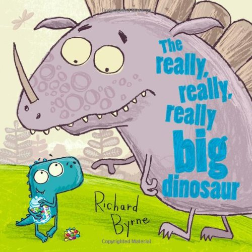 9780192757647: The Really, Really, Really Big Dinosaur