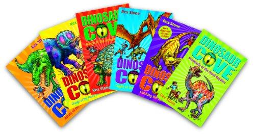 9780192757883: Dinosaur Cove Cretaceous Pack