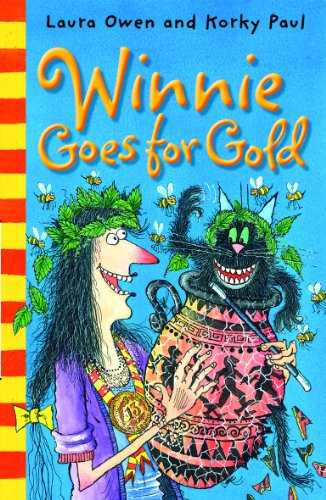 9780192758248: Winnie Goes for Gold
