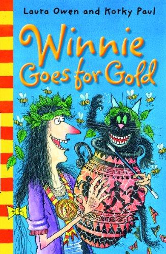Winnie Goes for Gold,Laura Owen: Laura Owen