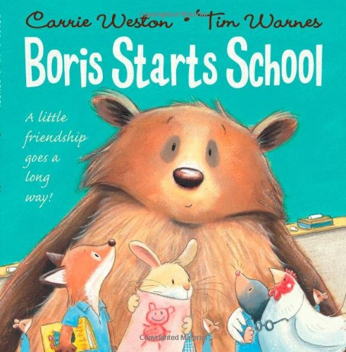 9780192758323: Boris Starts School