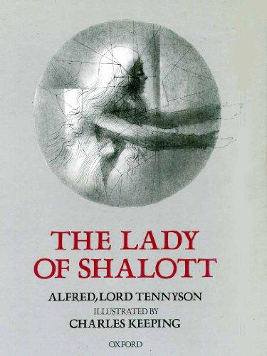 9780192760579: The Lady of Shalott