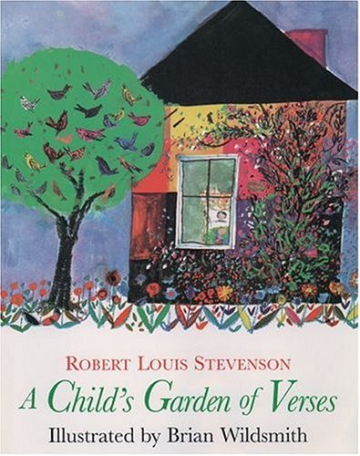 A Child 39 S Garden Of Verses By Stevenson Robert Louis 9780192760654 Paperback Worldofbooks