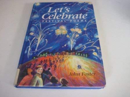 9780192760838: Let's Celebrate: Festival Poems