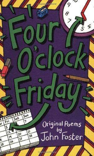9780192760937: Four o'Clock Friday: Original Poems