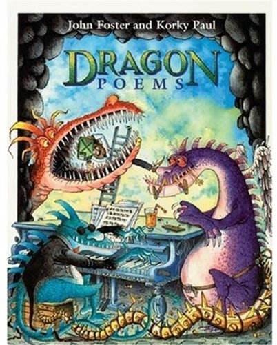 9780192761088: Dragon Poems