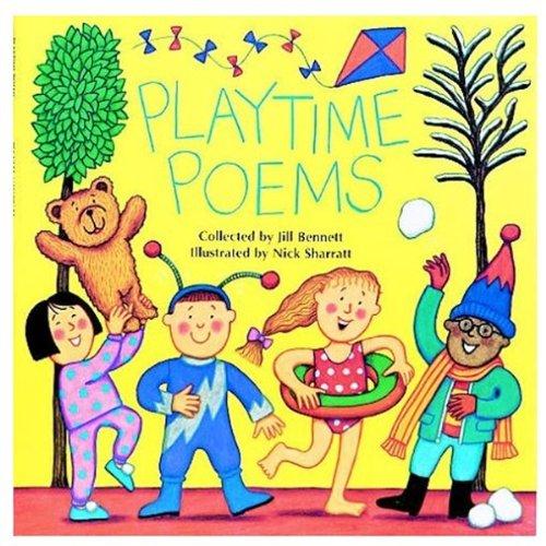 Playtime Poems: Bennett, Jill